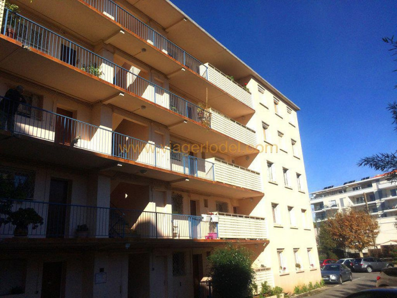 Life annuity apartment Cannes 55000€ - Picture 1