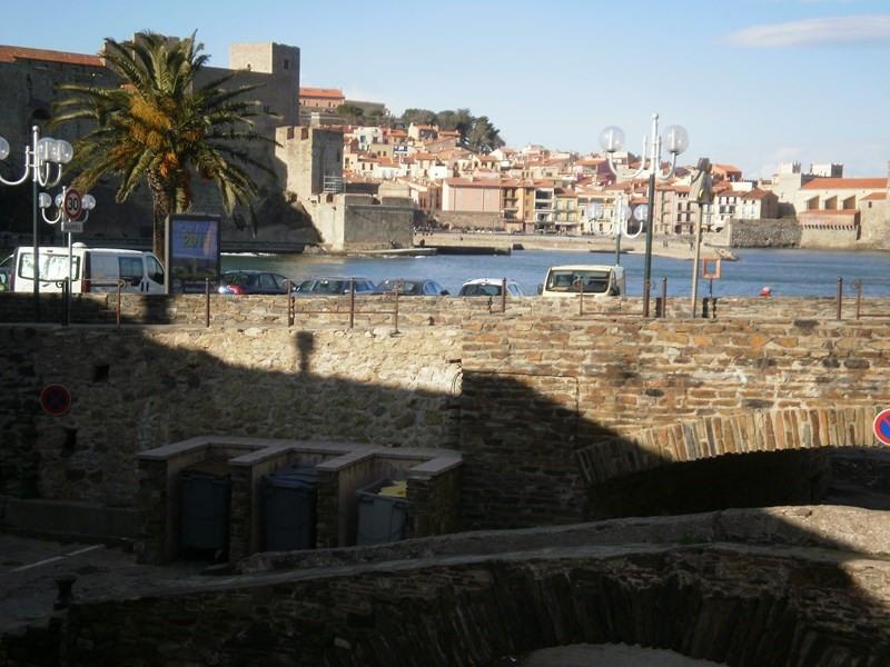 Location vacances appartement Collioure 415€ - Photo 1