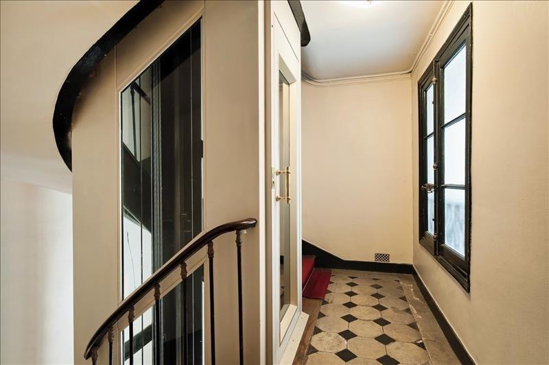 Vente de prestige appartement Paris 6ème 1200000€ - Photo 8