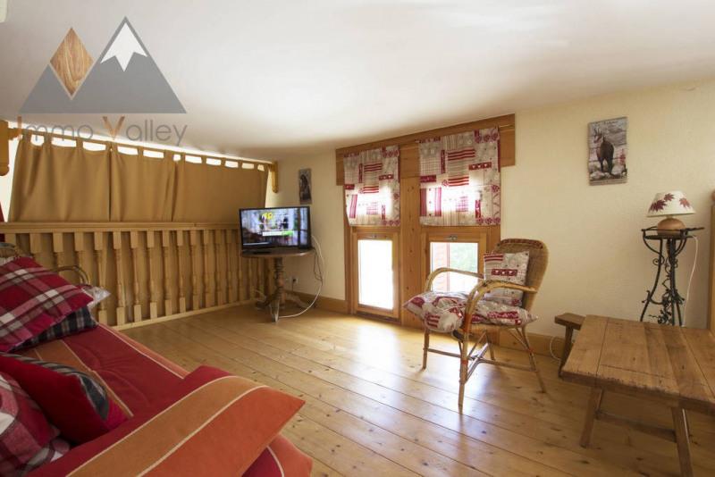 Vente de prestige appartement Combloux 580000€ - Photo 8