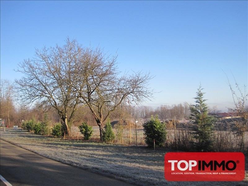 Verkauf grundstück Volgelsheim 78300€ - Fotografie 1