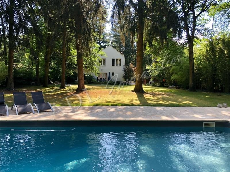 Vente de prestige maison / villa Lamorlaye 579000€ - Photo 3