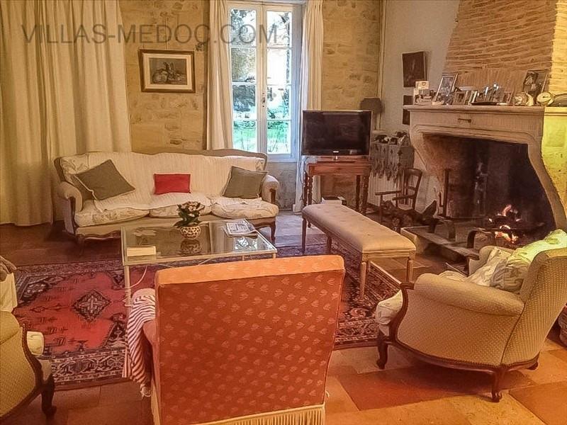 Vente de prestige maison / villa Jau dignac et loirac 780000€ - Photo 6