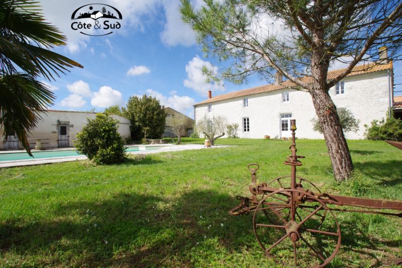 Vente maison / villa Cire d'aunis 436800€ - Photo 1