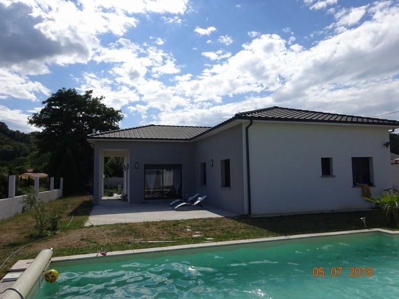 Sale house / villa St uze 273684€ - Picture 1