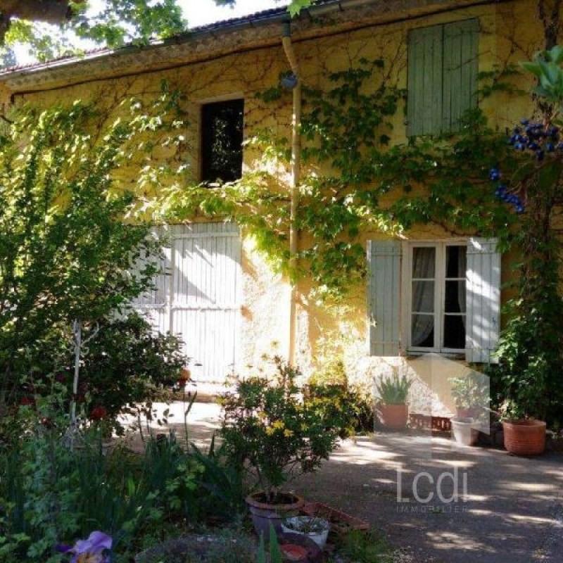 Vente maison / villa Graveson 406000€ - Photo 1