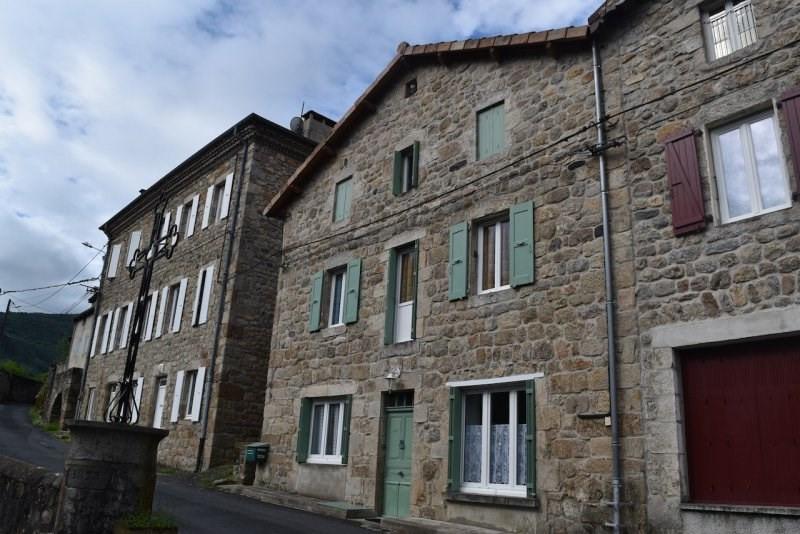 Vente maison / villa Dornas 120000€ - Photo 1