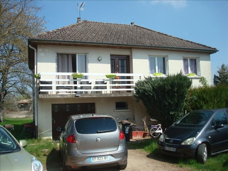 Vente maison / villa Nevers 141 000€ - Photo 2