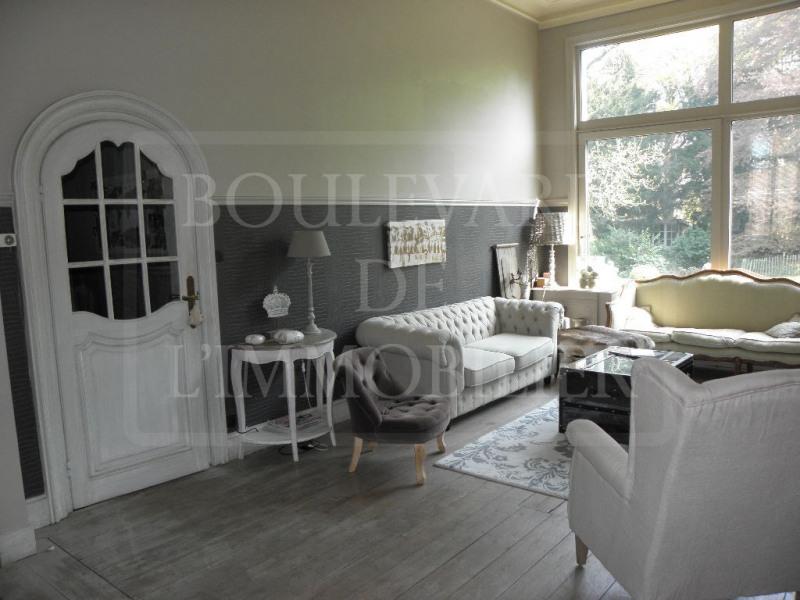 Deluxe sale house / villa Roncq 749000€ - Picture 1
