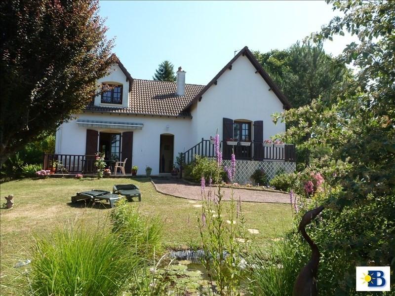 Vente maison / villa Oyre 163240€ - Photo 6
