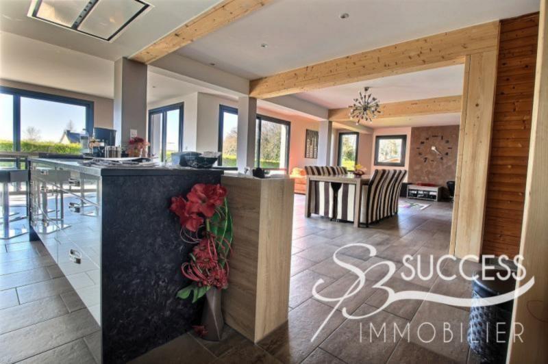 Sale house / villa Plumeliau 261950€ - Picture 2