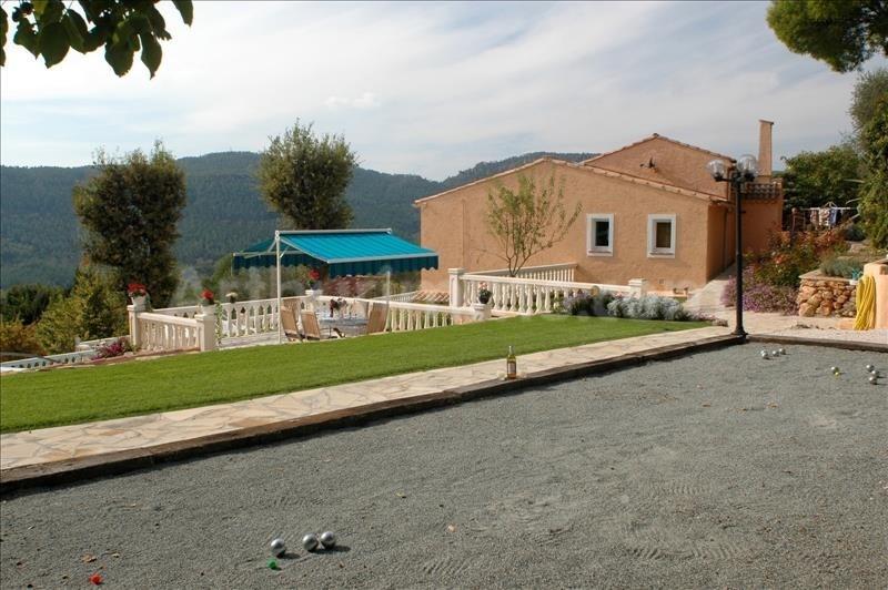 Vente maison / villa Bagnols en foret 440000€ - Photo 14