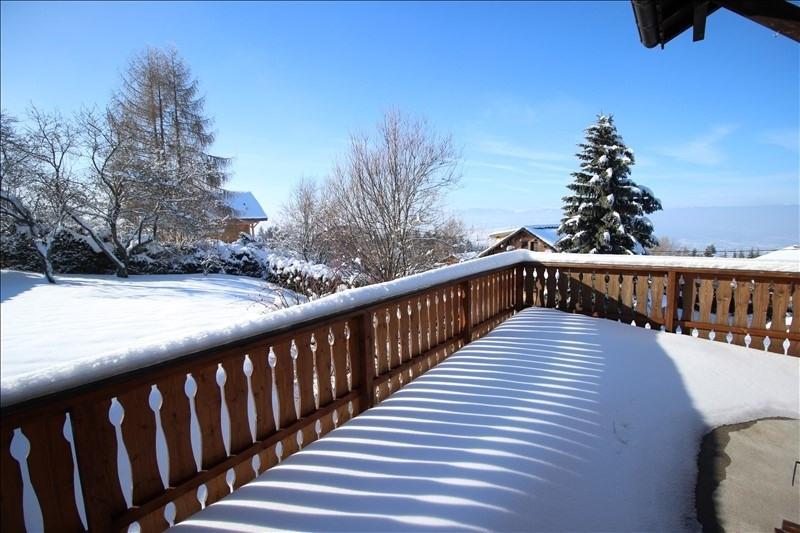 Sale house / villa St sixt 369000€ - Picture 8