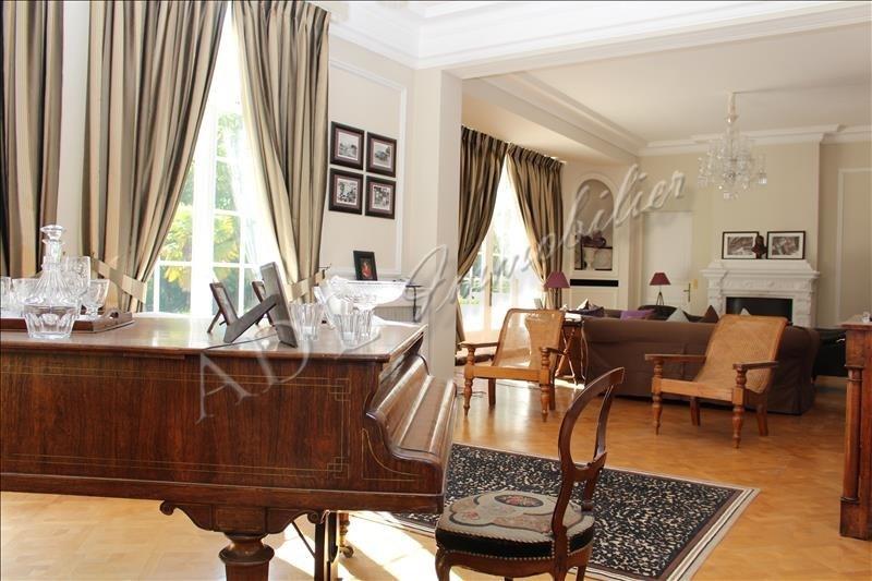 Vente de prestige maison / villa Lamorlaye 2600000€ - Photo 3