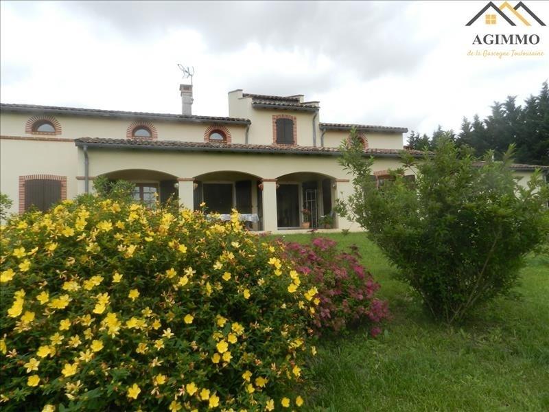 Sale house / villa L isle jourdain 488000€ - Picture 1