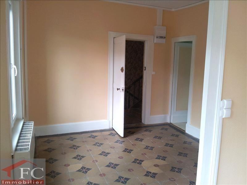 Rental apartment Montoire sur le loir 290€ CC - Picture 1
