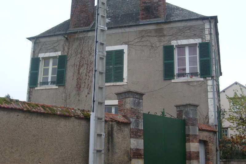 Vente maison / villa La chapelle d angillon 133 500€ - Photo 3