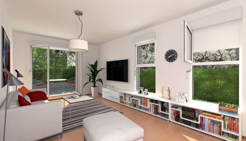 Sale apartment Thiais 296 000€ - Picture 1