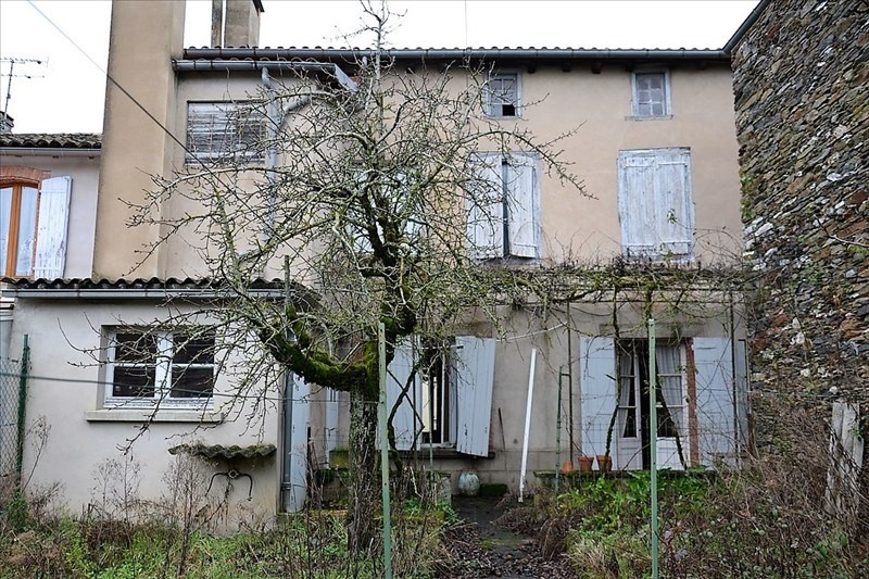 Venta  casa Valence d'albigeois 160000€ - Fotografía 1