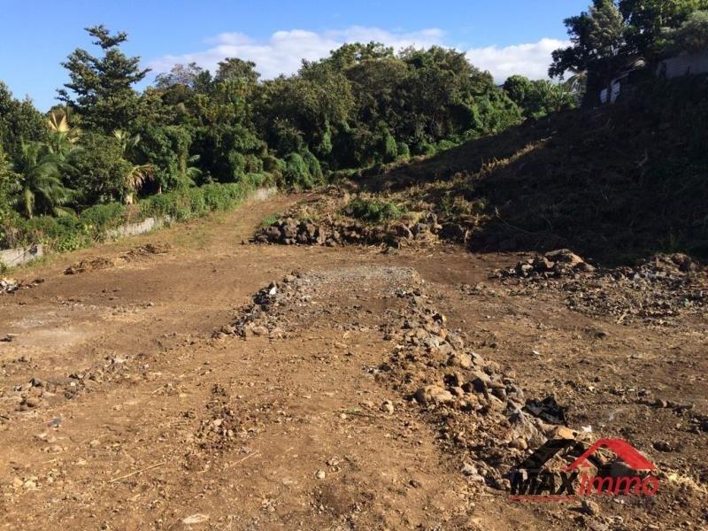 Vente terrain Ravine des cabris 120000€ - Photo 1