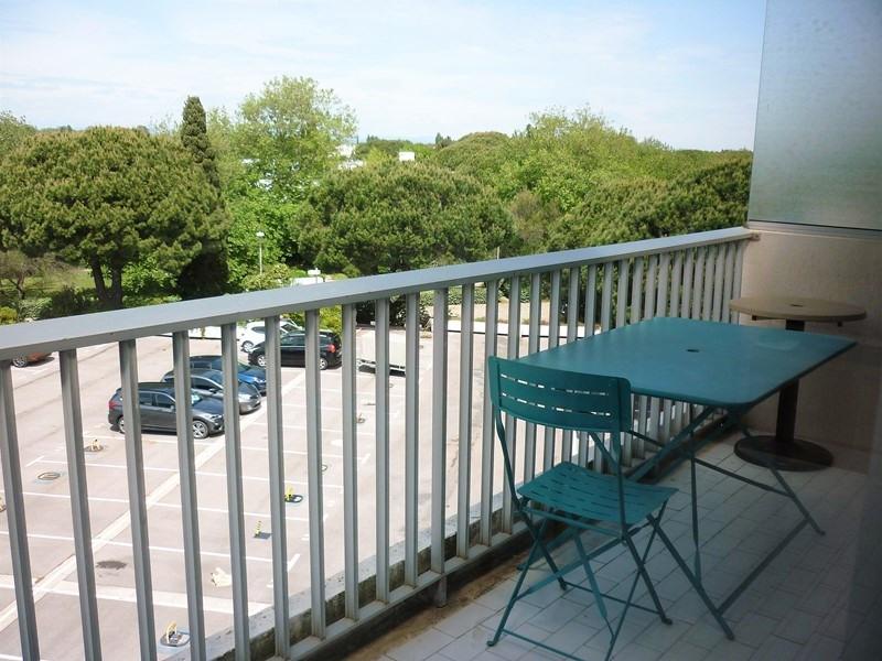 Vacation rental apartment La grande motte 455€ - Picture 1