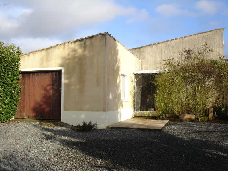 Vente maison / villa Cherveux 166400€ - Photo 4