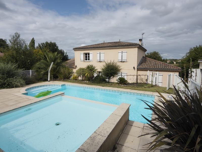 Vente maison / villa St andre de cubzac 430000€ - Photo 1