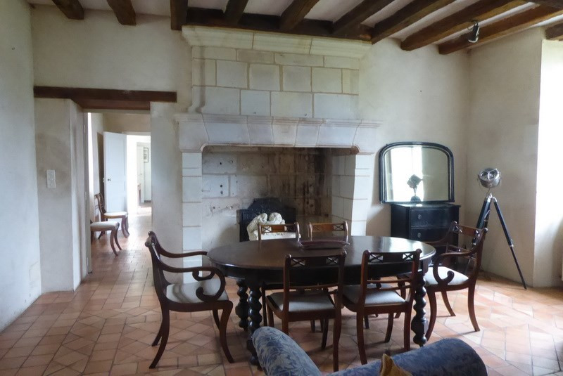 Deluxe sale house / villa Angers 35 mn sud-est 549000€ - Picture 5
