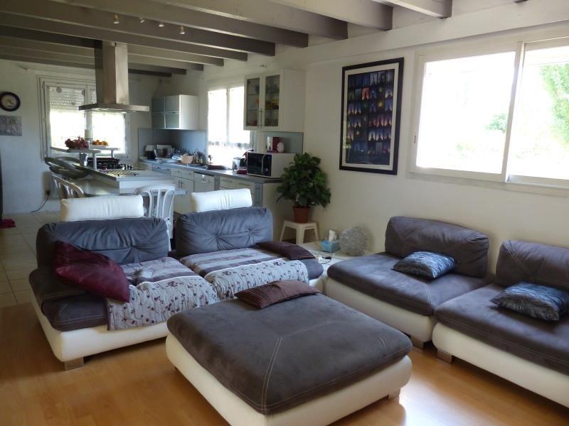 Vente maison / villa La lande de fronsac 299000€ - Photo 2