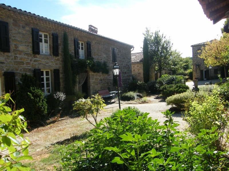Vente de prestige maison / villa Annonay 465000€ - Photo 5