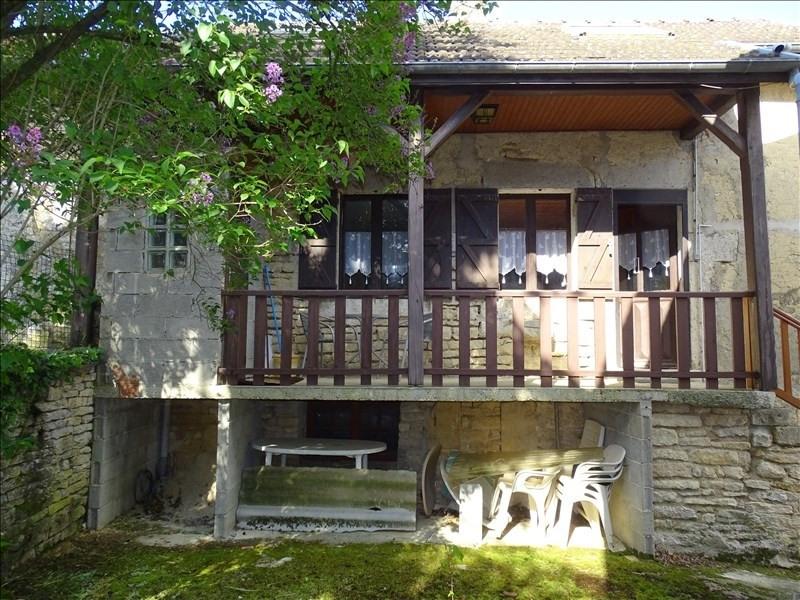 Sale house / villa Village proche chatillon 29000€ - Picture 1