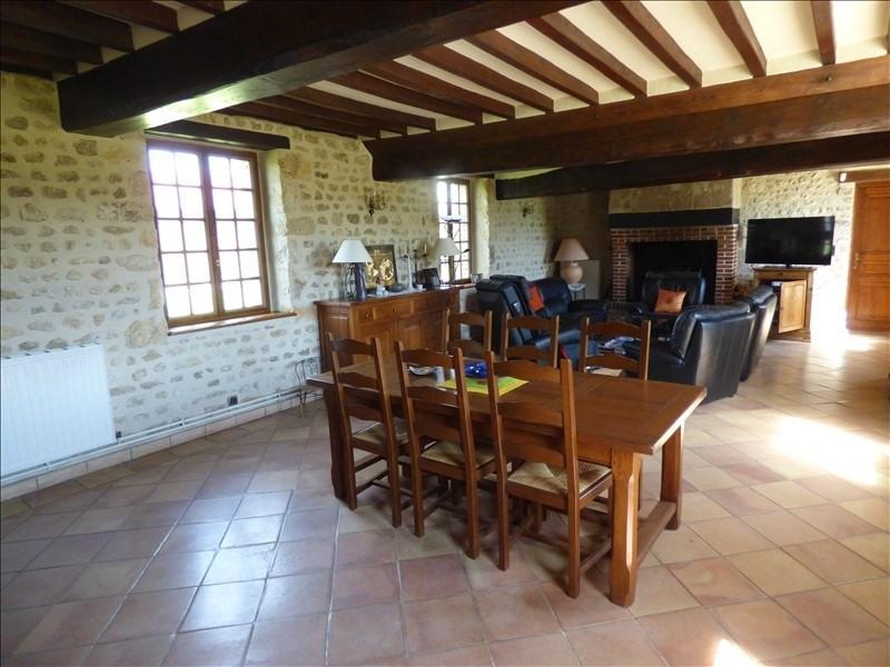 Sale house / villa Moulins la marche 328000€ - Picture 2