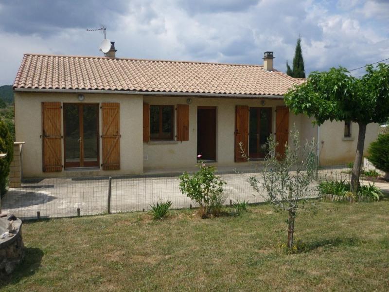 Rental house / villa Lachapelle sous aubenas 662€ CC - Picture 2