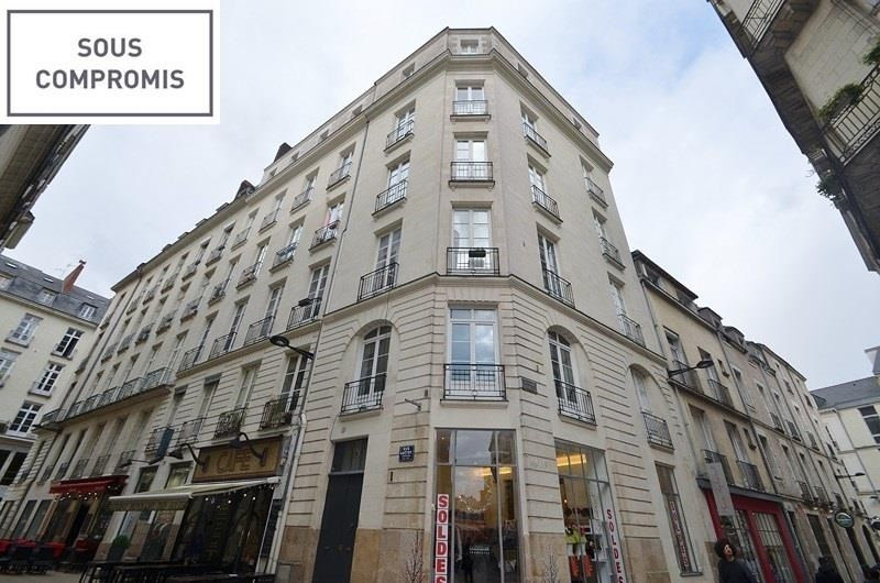 Vente appartement Nantes 202 000€ - Photo 1