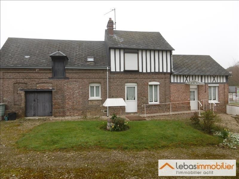 Vendita casa Doudeville 222550€ - Fotografia 1