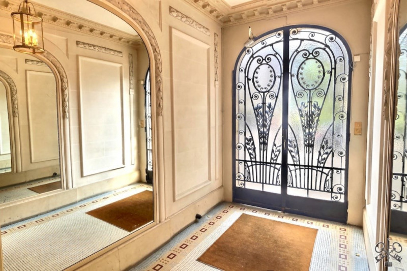 Deluxe sale apartment Neuilly sur seine 1460000€ - Picture 8