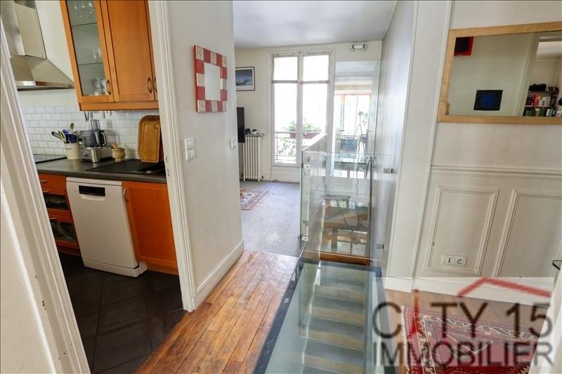 Vente de prestige appartement Paris 16ème 1680000€ - Photo 4