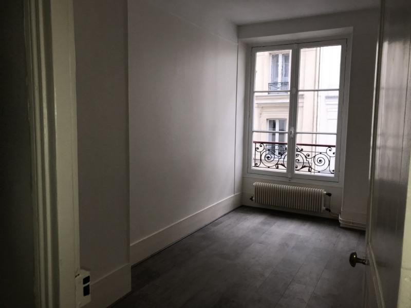 Rental apartment Paris 11ème 1070€ CC - Picture 1