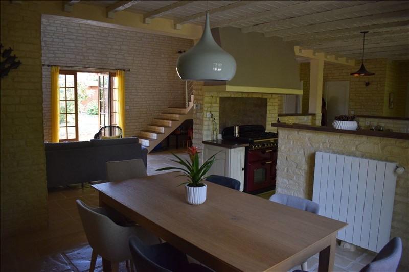 Sale house / villa Breval 339000€ - Picture 6