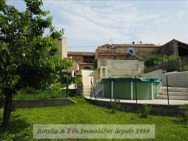 Vente maison / villa Goudargues 250000€ - Photo 1