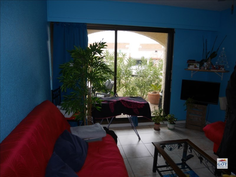 Vente appartement Le barcares 53 500€ - Photo 1