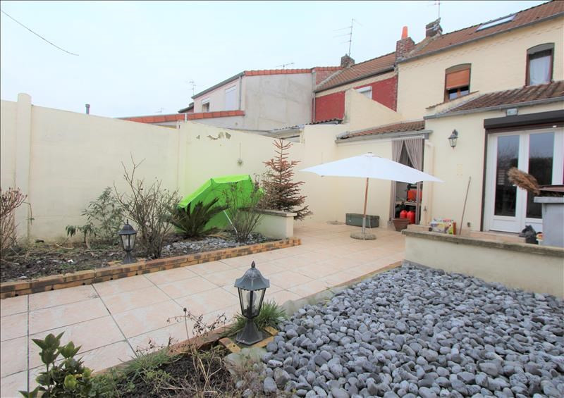 Sale house / villa Sin le noble 126500€ - Picture 2