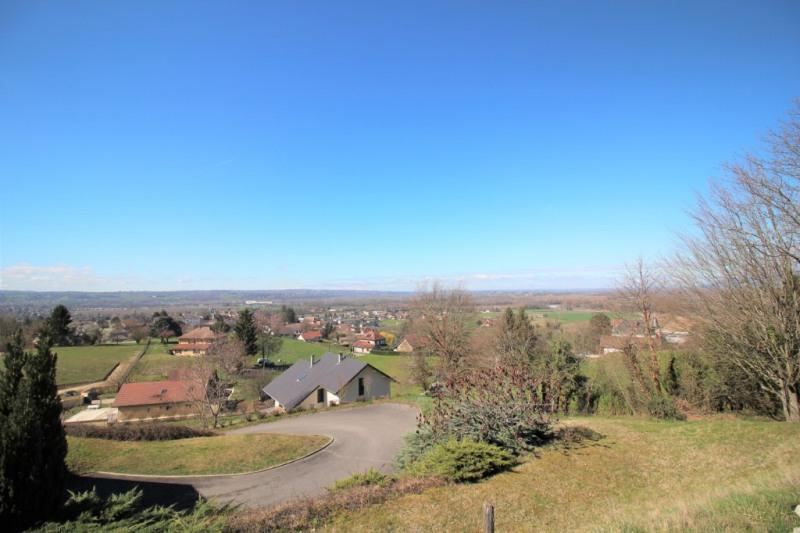 Terrain - 1530 m² - Vue dégagée - Saint Genix Sur Guiers