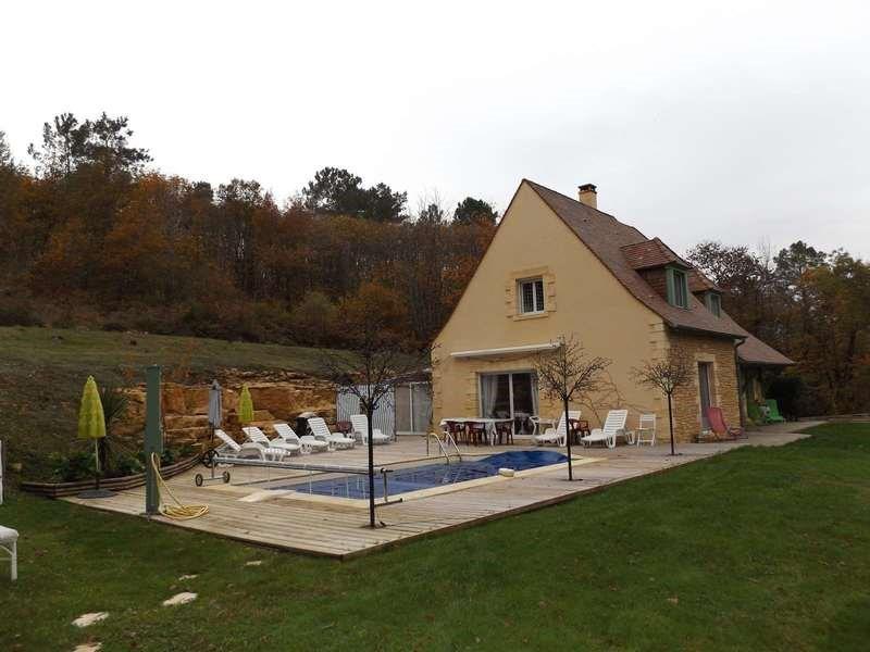 Vente de prestige maison / villa Eyzies-de-tayac 575000€ - Photo 2