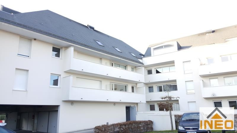 Vente appartement La meziere 117 700€ - Photo 5