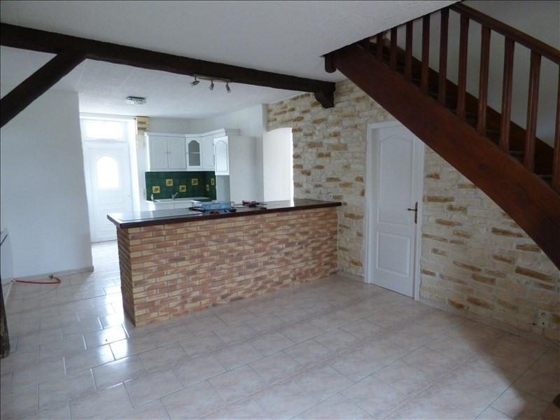 Rental house / villa St amans valtoret 535€ CC - Picture 1