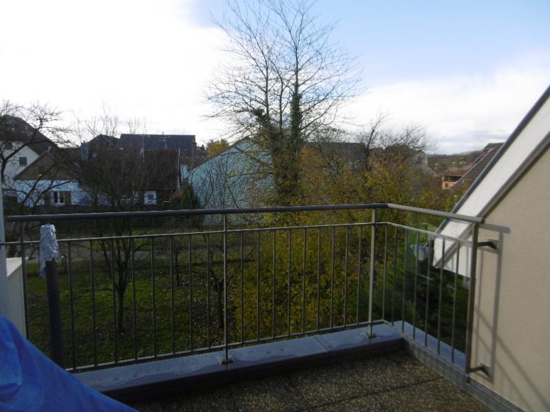 Rental apartment Hochstatt 730€ CC - Picture 4