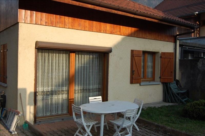 Vente maison / villa Chedde 269000€ - Photo 3