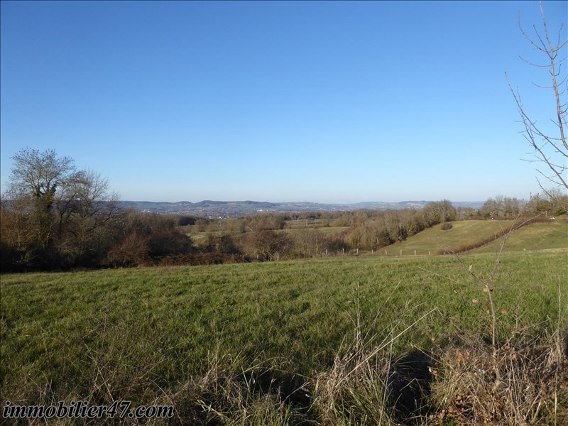 Vente terrain Montpezat 59 900€ - Photo 1