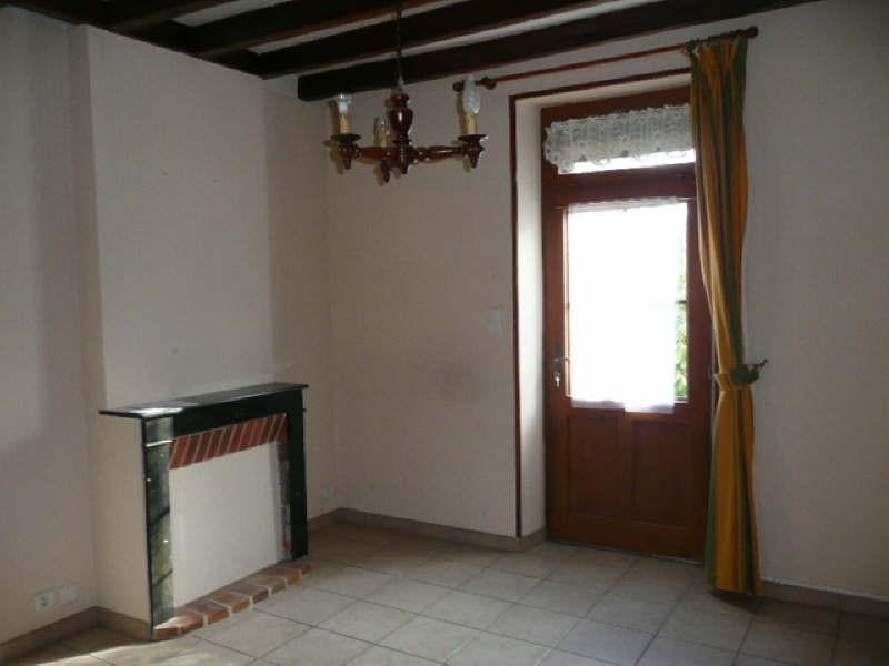 Rental house / villa Argent sur sauldre 430€ CC - Picture 2
